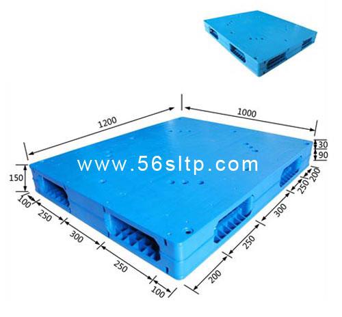 1210双面平板塑料M88明陞